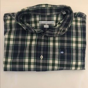 Southern Tide L/S Classic Fit Button Down Medium